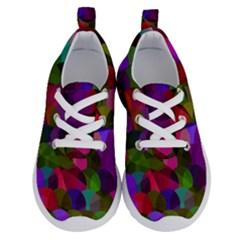 Geometric Running Shoes