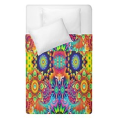Artwork By Patrick Colorful 47 Duvet Cover Double Side (single Size)