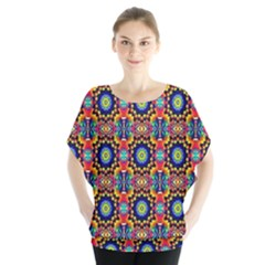 Artwork By Patrick Colorful 47 1 Blouse