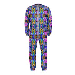 Artwork By Patrick Colorful 48 Onepiece Jumpsuit (kids)