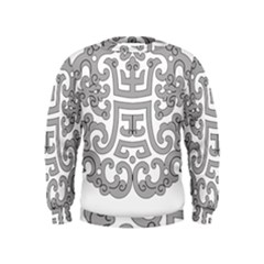 Chinese Traditional Pattern Kids  Sweatshirt