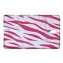 SKIN3 WHITE MARBLE & PINK DENIM (R) Samsung Galaxy Tab S (8.4 ) Hardshell Case  View1