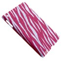SKIN3 WHITE MARBLE & PINK DENIM Apple iPad 3/4 Hardshell Case (Compatible with Smart Cover) View5