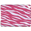 SKIN3 WHITE MARBLE & PINK DENIM Apple iPad Pro 9.7   Hardshell Case View1