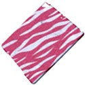 SKIN3 WHITE MARBLE & PINK DENIM Apple iPad Pro 9.7   Hardshell Case View5