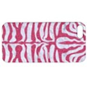 SKIN2 WHITE MARBLE & PINK DENIM (R) Apple iPhone 5 Hardshell Case with Stand View1