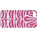 SKIN2 WHITE MARBLE & PINK DENIM Apple iPhone 5 Classic Hardshell Case View1