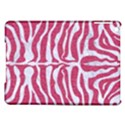 SKIN2 WHITE MARBLE & PINK DENIM iPad Air Hardshell Cases View1