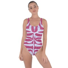 Skin2 White Marble & Pink Denim Bring Sexy Back Swimsuit by trendistuff