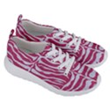 SKIN2 WHITE MARBLE & PINK DENIM Women s Lightweight Sports Shoes View3