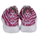SKIN2 WHITE MARBLE & PINK DENIM Women s Lightweight Sports Shoes View4