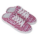 SKIN2 WHITE MARBLE & PINK DENIM Half Slippers View3