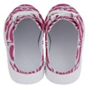 SKIN2 WHITE MARBLE & PINK DENIM Half Slippers View4