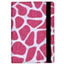 SKIN1 WHITE MARBLE & PINK DENIM (R) iPad Mini 2 Flip Cases View2