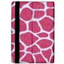 SKIN1 WHITE MARBLE & PINK DENIM (R) Apple iPad Pro 9.7   Flip Case View4