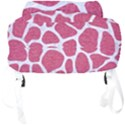 SKIN1 WHITE MARBLE & PINK DENIM (R) Full Print Backpack View4
