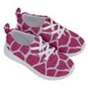 SKIN1 WHITE MARBLE & PINK DENIM (R) Running Shoes View3