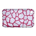 SKIN1 WHITE MARBLE & PINK DENIM iPhone 3S/3GS View1