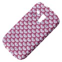 SCALES3 WHITE MARBLE & PINK DENIM (R) Galaxy S3 Mini View4