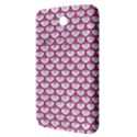 SCALES3 WHITE MARBLE & PINK DENIM (R) Samsung Galaxy Tab 3 (7 ) P3200 Hardshell Case  View3