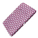 SCALES3 WHITE MARBLE & PINK DENIM (R) Samsung Galaxy Tab 3 (10.1 ) P5200 Hardshell Case  View4