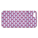 SCALES3 WHITE MARBLE & PINK DENIM (R) iPhone 5S/ SE Premium Hardshell Case View1
