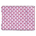 SCALES3 WHITE MARBLE & PINK DENIM (R) iPad Air Hardshell Cases View1
