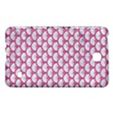 SCALES3 WHITE MARBLE & PINK DENIM (R) Samsung Galaxy Tab 4 (7 ) Hardshell Case  View1