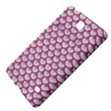 SCALES3 WHITE MARBLE & PINK DENIM (R) Samsung Galaxy Tab 4 (7 ) Hardshell Case  View4