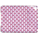 SCALES3 WHITE MARBLE & PINK DENIM (R) Apple iPad Pro 9.7   Hardshell Case View1