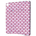 SCALES3 WHITE MARBLE & PINK DENIM (R) Apple iPad Pro 9.7   Hardshell Case View3