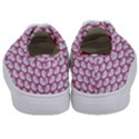 SCALES3 WHITE MARBLE & PINK DENIM (R) Kids  Classic Low Top Sneakers View4