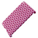 SCALES3 WHITE MARBLE & PINK DENIM Apple iPad 3/4 Hardshell Case (Compatible with Smart Cover) View4