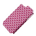 SCALES3 WHITE MARBLE & PINK DENIM Apple iPhone 5 Hardshell Case (PC+Silicone) View4