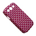 SCALES3 WHITE MARBLE & PINK DENIM Samsung Galaxy S III Classic Hardshell Case (PC+Silicone) View5