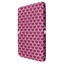 SCALES3 WHITE MARBLE & PINK DENIM Samsung Galaxy Tab 3 (10.1 ) P5200 Hardshell Case  View3