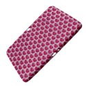 SCALES3 WHITE MARBLE & PINK DENIM Samsung Galaxy Tab 3 (10.1 ) P5200 Hardshell Case  View4