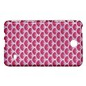 SCALES3 WHITE MARBLE & PINK DENIM Samsung Galaxy Tab 4 (7 ) Hardshell Case  View1