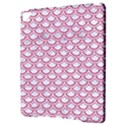 SCALES2 WHITE MARBLE & PINK DENIM (R) Apple iPad Pro 9.7   Hardshell Case View3