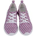 SCALES2 WHITE MARBLE & PINK DENIM (R) Women s Lightweight Sports Shoes View1