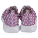 SCALES2 WHITE MARBLE & PINK DENIM (R) Women s Lightweight Sports Shoes View4