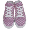 SCALES2 WHITE MARBLE & PINK DENIM (R) Half Slippers View1