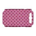 SCALES2 WHITE MARBLE & PINK DENIM Samsung Galaxy S III Hardshell Case (PC+Silicone) View1