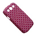 SCALES2 WHITE MARBLE & PINK DENIM Samsung Galaxy S III Classic Hardshell Case (PC+Silicone) View5