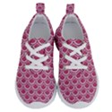 SCALES2 WHITE MARBLE & PINK DENIM Running Shoes View1