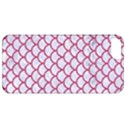 SCALES1 WHITE MARBLE & PINK DENIM (R) Apple iPhone 5 Classic Hardshell Case View1