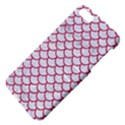 SCALES1 WHITE MARBLE & PINK DENIM (R) Apple iPhone 5 Hardshell Case with Stand View4