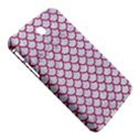 SCALES1 WHITE MARBLE & PINK DENIM (R) Samsung Galaxy Tab 3 (7 ) P3200 Hardshell Case  View5