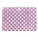 SCALES1 WHITE MARBLE & PINK DENIM (R) Samsung Galaxy Tab Pro 10.1 Hardshell Case View1