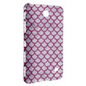 SCALES1 WHITE MARBLE & PINK DENIM (R) Samsung Galaxy Tab 4 (7 ) Hardshell Case  View3
